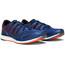 saucony Liberty ISO Shoes Men Blue/Black/ViziRed
